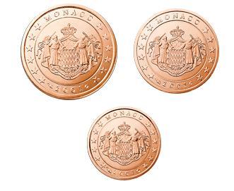 piece de monnaie monaco