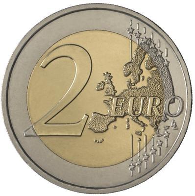 piece de monnaie 2 euro