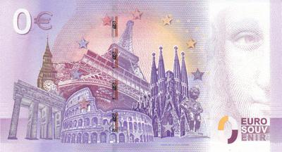 LE355329 - Philatelie - Album pour billets de collection euro souvenir tome 2 - Billets de collection