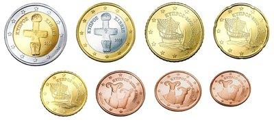 Série euros Chypre
