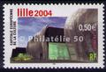 3638 - Philatélie 50 - timbre de France - timbre de collection Yvert et Tellier - Lille capitale européenne de la Culture en 2004