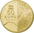 50 € OR UNESCO 2014 - Philatelie - pièce Monnaie de Paris - UNESCO
