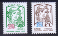 5234-5235 - Philatelie - timbres de France de collection