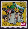 Philatélie - Cyclisme - Timbres de collection