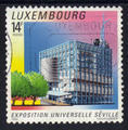 Luxembourg GF - Philatelie - timbres du Luxembourg grands formats