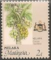 Philatélie - Malacca - Timbres de collection