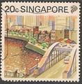 Philatélie - Malaisie et Singapour - Timbres de collection