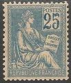 YT114 - Philatélie - Timbre de France n° YT 114 - Timbres de collection