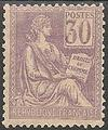 YT115 - Philatélie - Timbre de France n° YT 115 - Timbres de collection