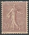 YT131 - Philatélie - Timbre de France n° YT 131 - Timbres de collection