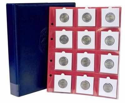 classeur numismatique
