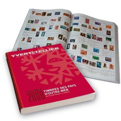 catalogue outre mer volume 4 zoom catalogues yvert et tellier. Black Bedroom Furniture Sets. Home Design Ideas