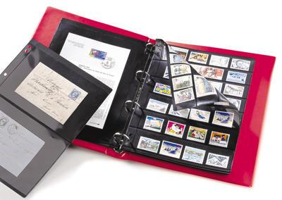 classeur de timbres